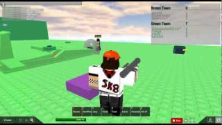 Roblox CTF (Capture the flag)