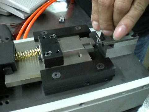 AR-108, Pneumatic Lead Forming Machine---One Direction Loose Radial Forming/cutting