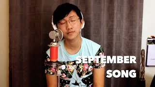 """September Song"" JP Cooper cover by Alex Thao"
