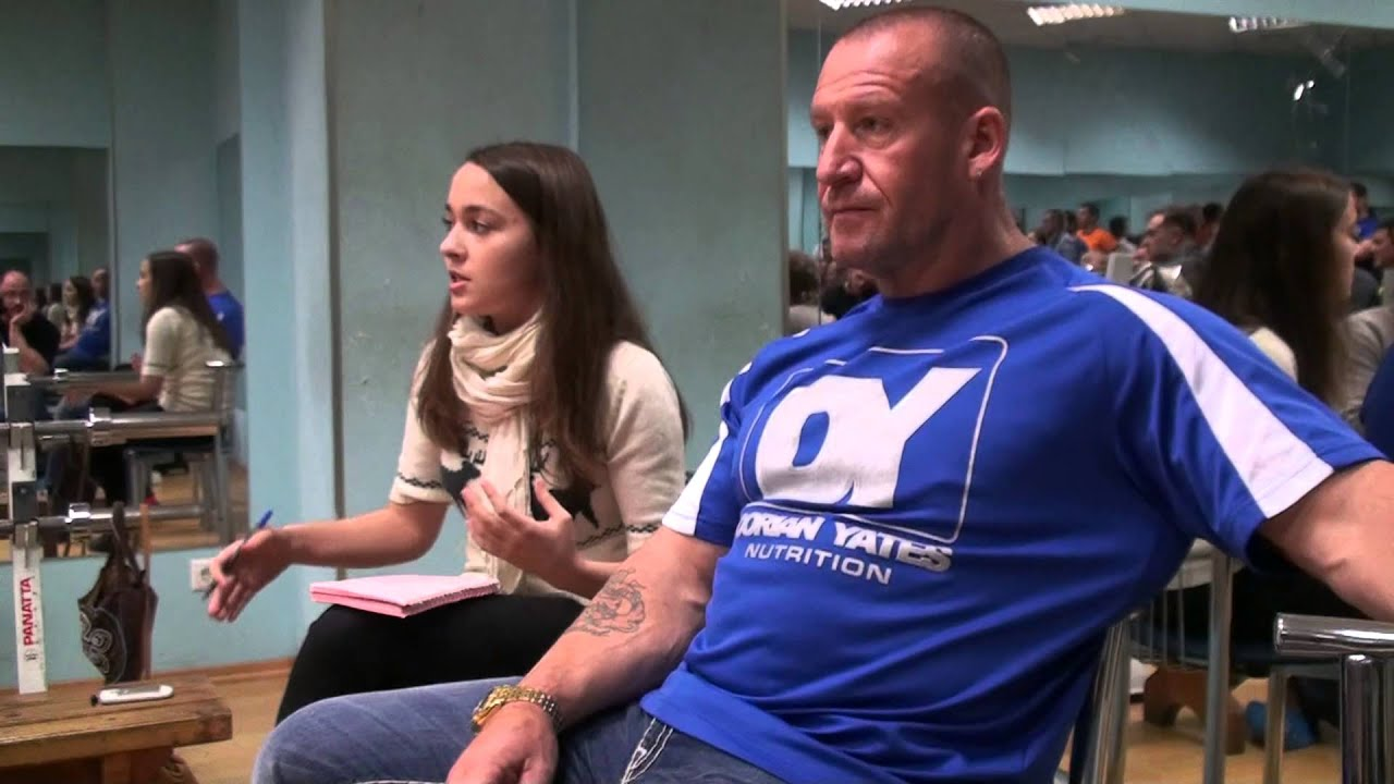Dorian Yates on His Steroid Use - All Things Gym