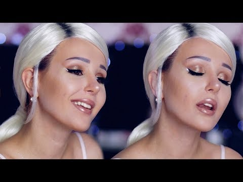 ♡ Ariana Grande MakeUp tutorial | No Tears Left To Cry |