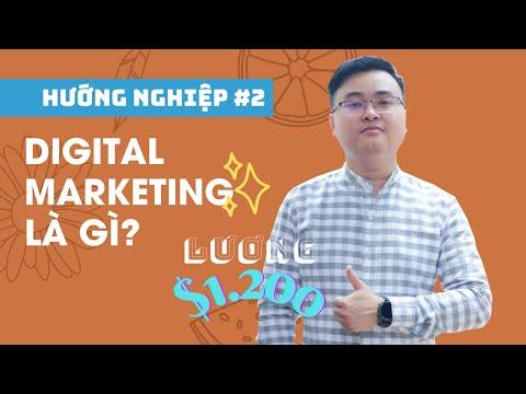 Digital Marketing Là Gì - Lương Bao Nhiêu?