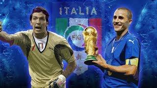 El 11 Titular de Italia en la Final del Mundial 2006 Dónde están ahora
