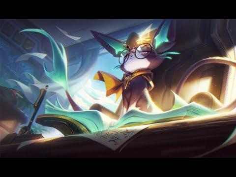 League Of Legends Normals w/ Battle Principal Yuumi - No Commentary
