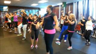 Zumba Ministry of Road - Machel Montano