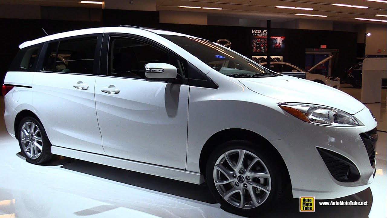 Awesome 2015 Mazda 5   Exterior And Interior Walkaround   2015 Montreal Auto Show    YouTube Awesome Design