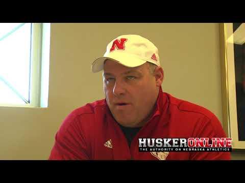 HOL HD: Meet new Huskers Defensive Line Coach Mike Dawson