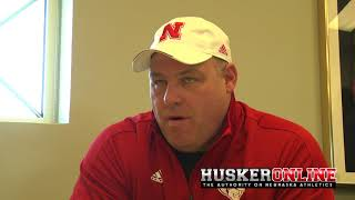 HOL HD: Meet new Huskers Defensive Line Coach Mike Dawson