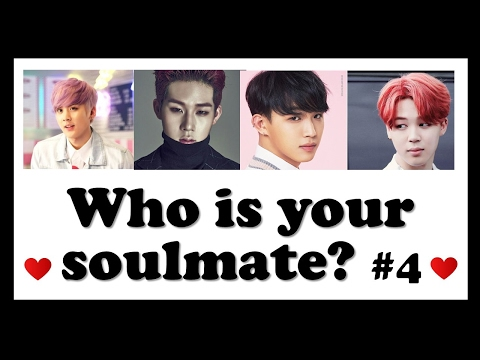 Kpop Quiz: Who is your soulmate? #4