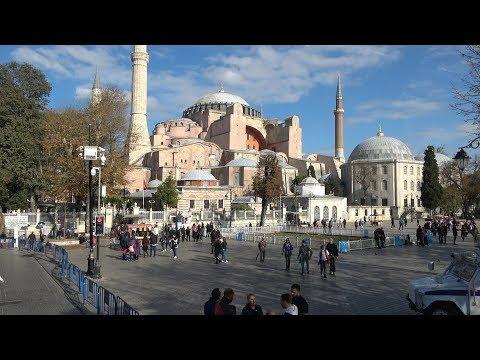 Istanbul - Big Bus Hop-On Hop-Off [4K]