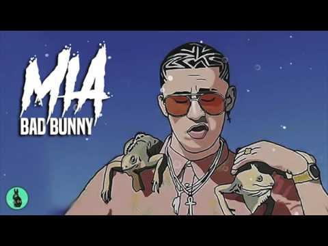 Bad bunny - MIA