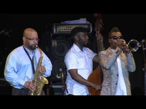 Roy Hargrove - Live at Singapore International Jazz Festival 2014