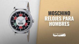 10 Mejores Moschino 2018: Moschino MW0097 Men