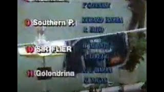 SOUTHERN PARTS con Richard Ibarra Clasico Simon Bolivar 1993...!!!