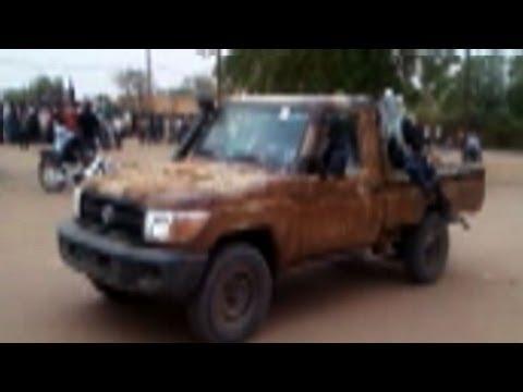 Mali Islamists on patrol after victory over Tuaregs