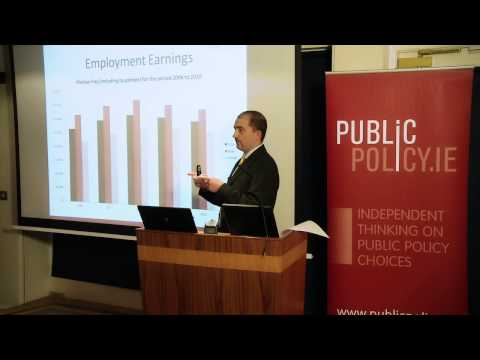 Employment Earning Inequality In Ireland (2006-2010)