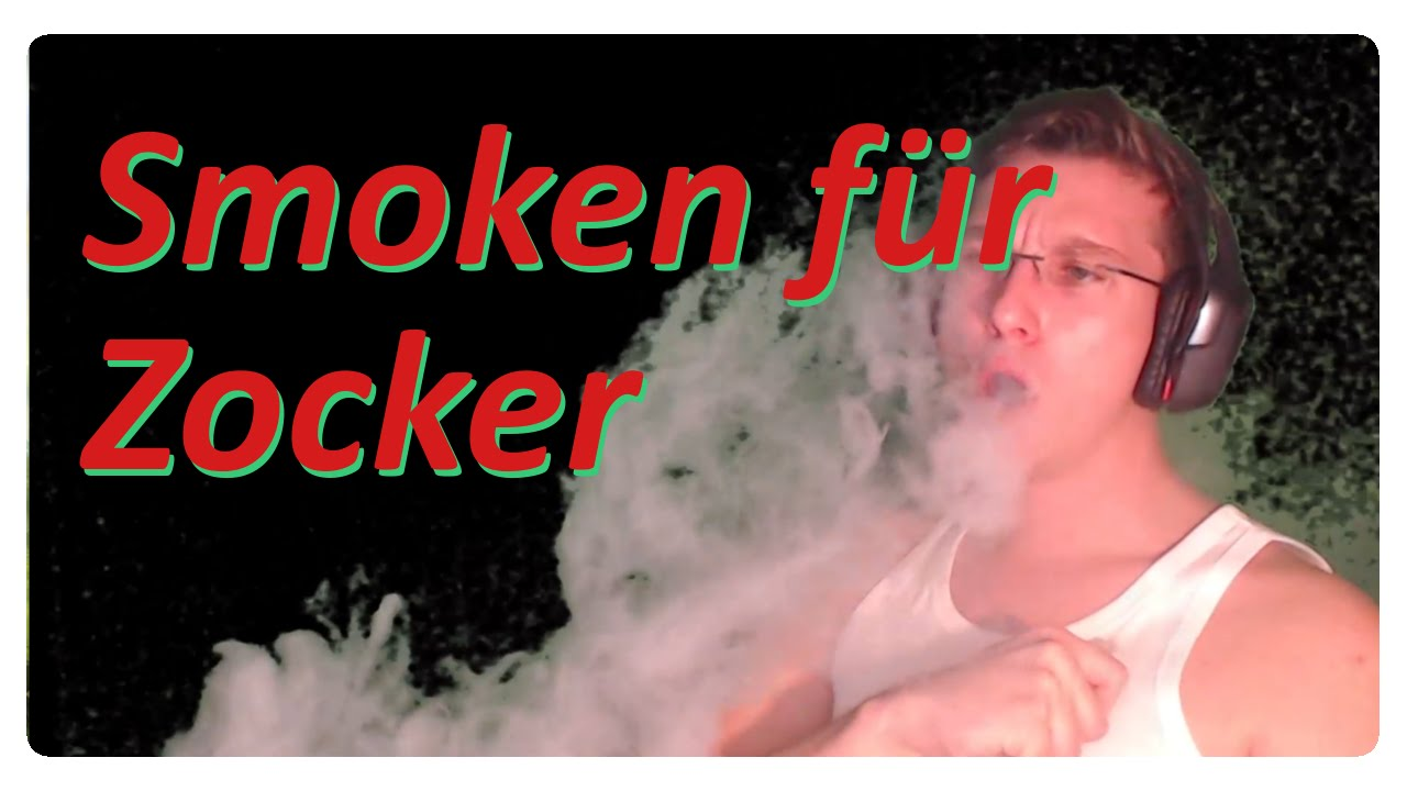 shisha rauchen f r zocker welches setup ist am besten youtube. Black Bedroom Furniture Sets. Home Design Ideas