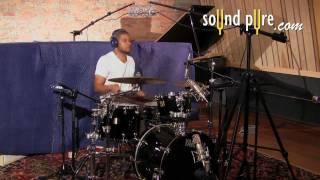 Phoenix DRS 8 Mic Preamp on Drums, Vocals, Guitar, Trumpet, & Rhodes Keyboard