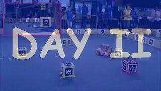 competition day 2 student robotics 2016 17 team mai