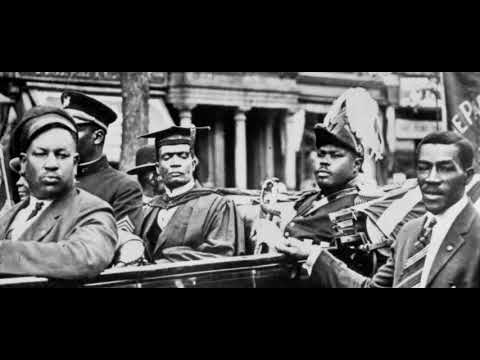 Black Power Origins: Marcus Garvey's relations with the Left ( P 2/2)