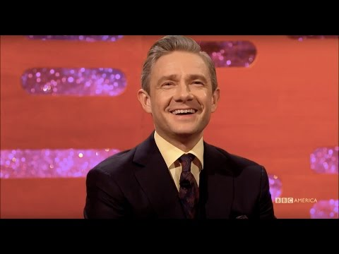 Martin Freeman Can Tell What Fandom You're From - The Graham Norton Show