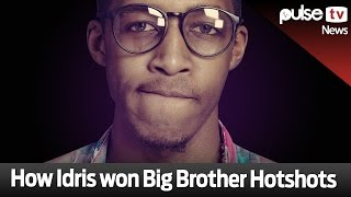 How Idris Won Big Brother Hotshots - Pulse TV News