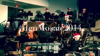 dgn holiday mosaic concert teaser 2014 dgnmosaic2014
