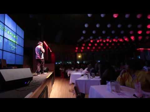 Marcus Banks Live At Salsa Con Fuego, Bronx,NY
