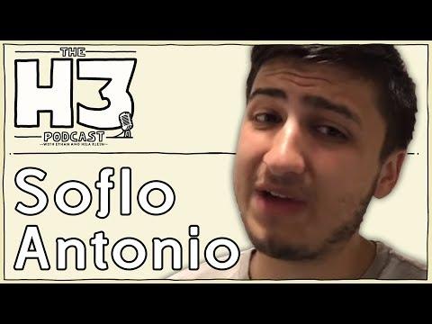 H3 Podcast #14 - Soflo Antonio