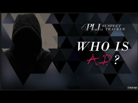 WHO IS AD?!?! THEORY Live Chat Pretty Little Liars