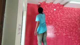Asian Paint Royale Play texture magic design 955 070 88 40 from Hyderabad
