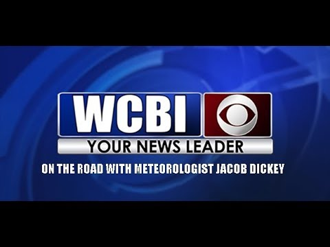 Weather on the Road with Meteorologist Jacob Dickey