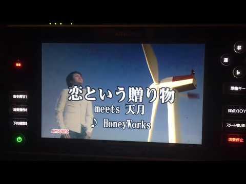 恋という贈り物/HoneyWorks meet 天月/【カラオケ】で歌ってみた!