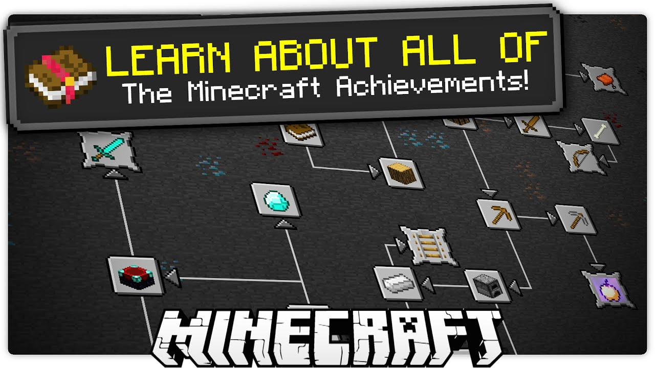 minecraft achievements  everything you need to know