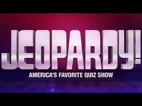 Jeopardy LIVE! (February 23rd, 2014)