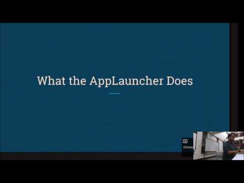 node.jSTL # 6 - Building the AppLauncher with Electron