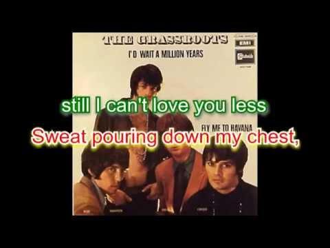 Lyrics - The Grass Roots - I'd Wait A Million Years