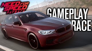 NEED FOR SPEED PAYBACK | FIRST RACE BMW M5 GAMEPLAY!!!