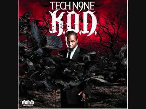 TECH N9NE - B. Boy (Feat. Big Scoop, Kutt Calhoun, Skatterman & Bumpy Knuckles) - K.O.D.