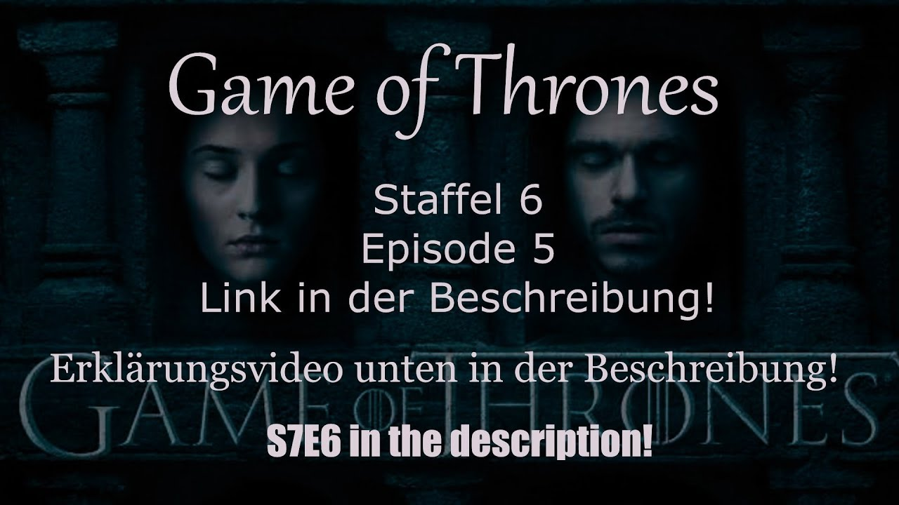 Game Of Thrones Hd Stream German