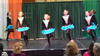 rince nua black diamond b soft shoe slip jig day of irish dance 2016