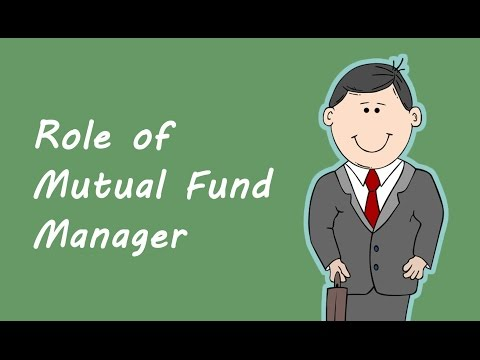 Role of Mutual Fund Manager | How Important is Fund Manager?