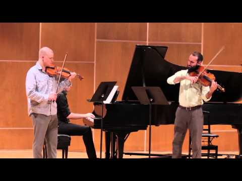 Bruch: 8 Pieces, Op. 83 - II. Allegro Con Moto