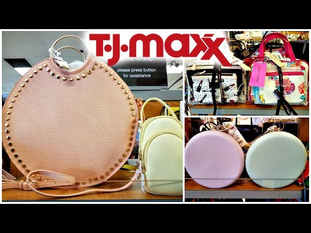 2a1dd45e94a6 Shop WITH ME TJ MAXX HANDBAGS MICHAEL KORS KATE SPADE FREE PEOPLE PURSE  SHOPPING APRIL 2018 - get video youtube