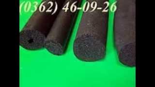 видео Шнуры резиновые круглого сечения