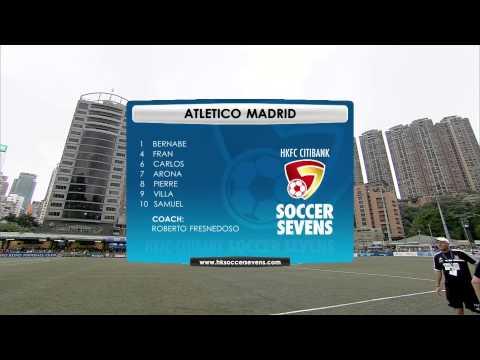 HKFC Citibank Soccer Sevens 2015 - Matches 62-65 (Finals)