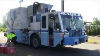 Lodal EVO 17-HXL w/ Custom Glass Recycling Compartment
