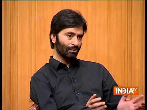 Aap Ki Adalat: Yasin Malik Met RSS Too On Kashmir Issue In 2010 - India TV