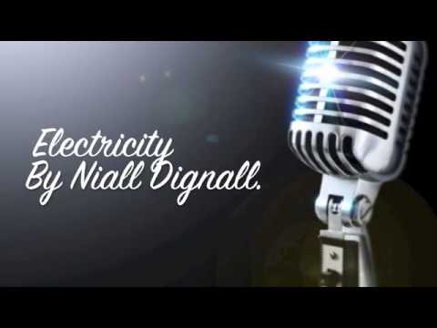 Electricity Elton John Version (Niall Dignall Cover) - Audio
