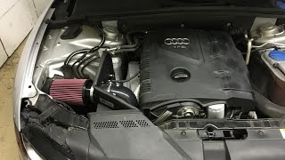 ECS Tuning Luft-Technik Intake Audi A5 2.0T